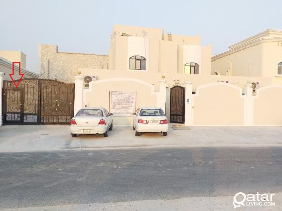 Spacious 1BHK For Rent In Ain Khalid Near  Oscar Academy  (Commission Free)