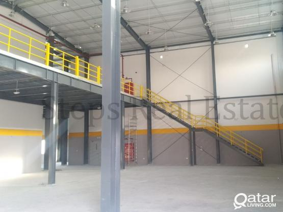 2000 SQM Brand New store In Barkat Al Awamar