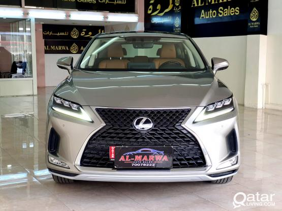 Lexus RX 350 2020