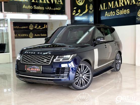 Land Rover Range Rover Vogue SE Supercharged 2020