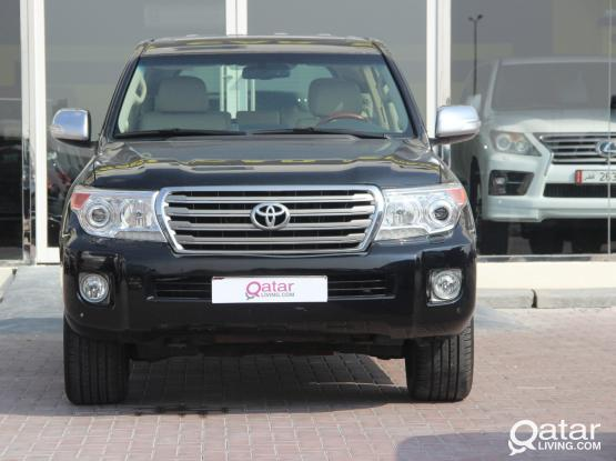 Toyota Land Cruiser VXR 2012