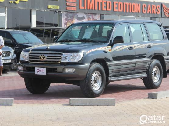Toyota Land Cruiser VXR 2006