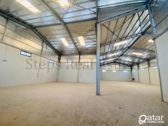 For Rent Food Store at Industrial Area