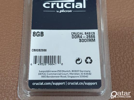 New 8GB DDR4 Laptop RAM 2666MHz