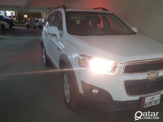Chevrolet Captiva LS 2015