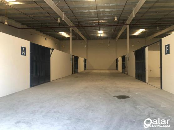 120 Sqm Brand New Warehouse in Ummslal