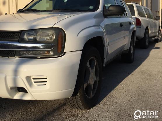 Chevrolet TrailBlazer LS 2006