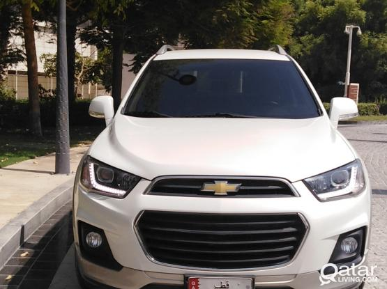 Chevrolet Captiva LT 2016