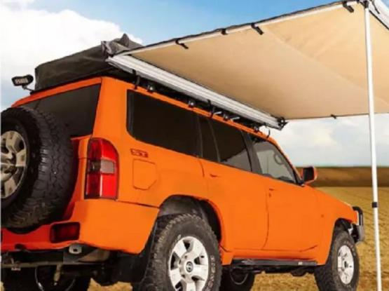 Outdoor Car Side Awning Roof Top Tent