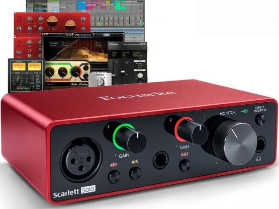 Focusrite Solo 3rd Gen Best Price Ever Find