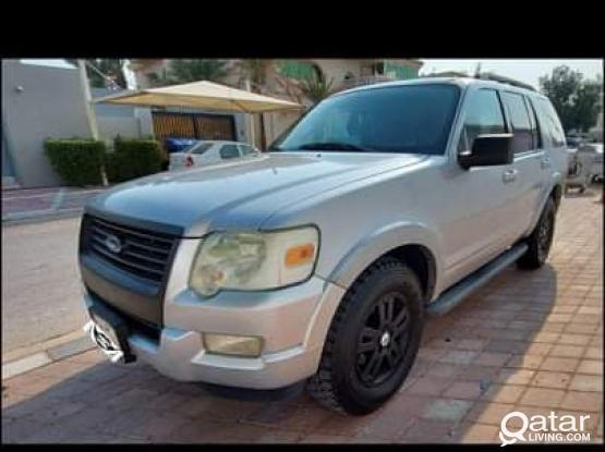 Ford Explorer Standard 2009