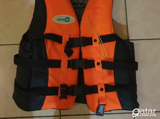 Life jacket for sale. Size XL