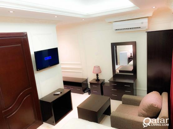 Majestic Hotel Apartment Offering to you, Fully furnished Superior Studio Rooms