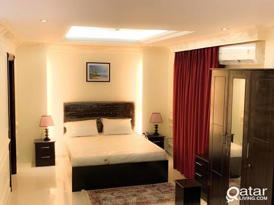 FF 1Bed Room Apartment behind Dar Al Kutub