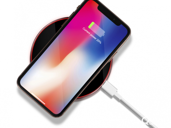 Coffee  mug with wireless  charger