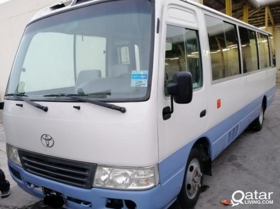 Toyota Coaster 2011