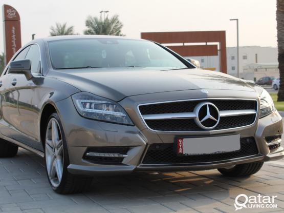 Mercedes CLS 350 2012