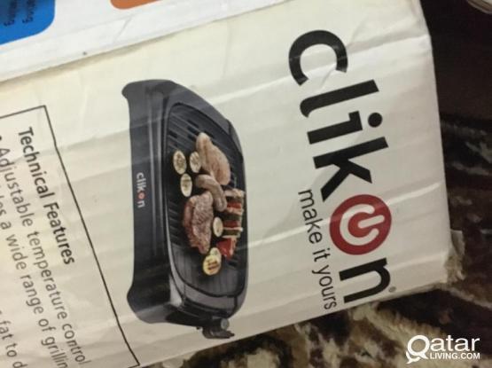 Clikon Electric Grill