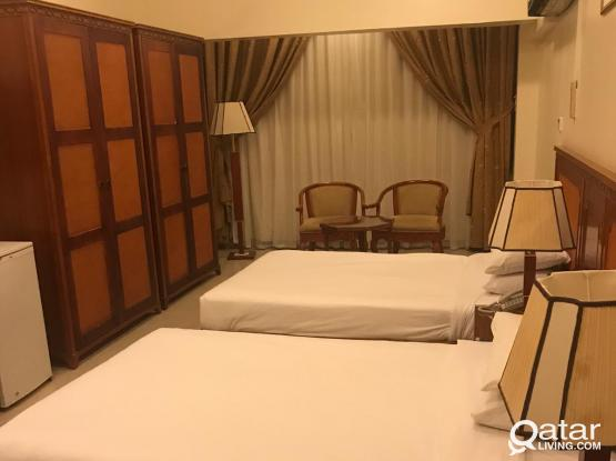 Hot Offer :  Luxury Studio Apartment for Rent at Mansoura with Pool & Gym