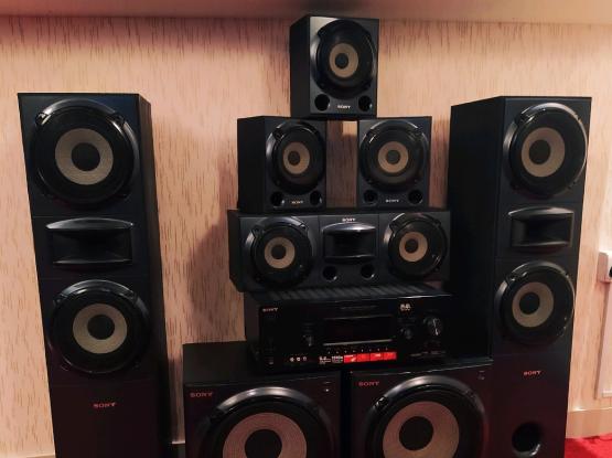 Sony-music-system