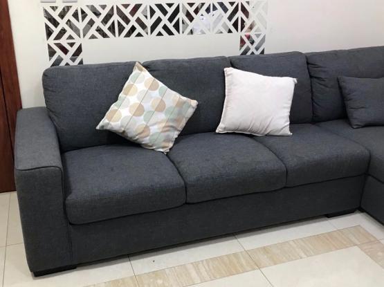 L Shape Sofa From HomesRus