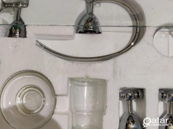 Brand new Stainless Steel Bathroom Accessories