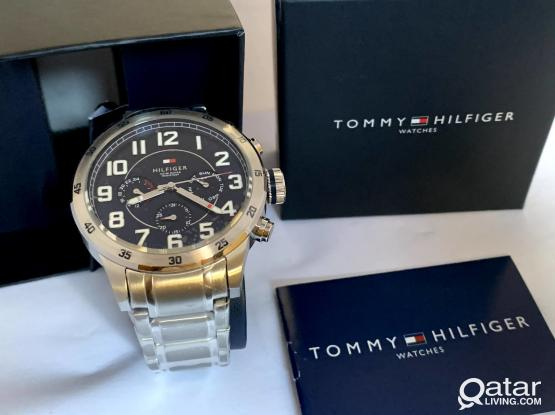 Tommy Hilfiger Stainless Watch