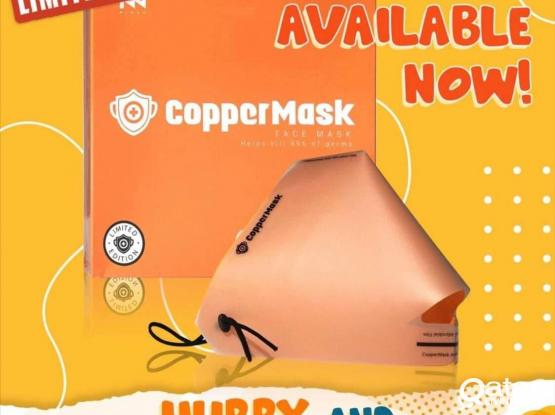 Copper Mask PH