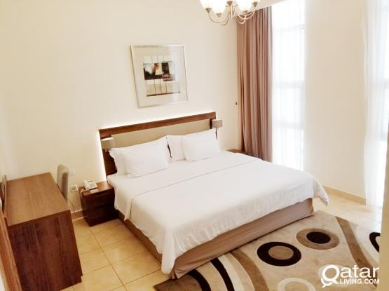 2 BR Luxury Apartment for rent in West Bay ( LP 102601 )