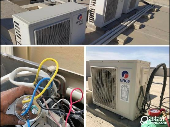 Ac sale buy maintenances remove and fixing..#Call: 33304897