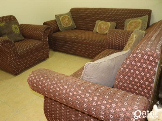 6 seater sofa set for urgent sale