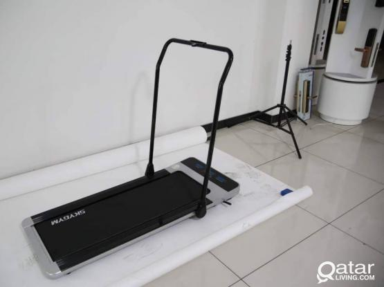 walking treadmill