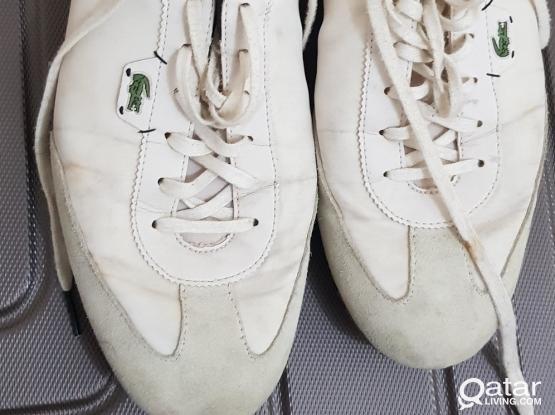 Branded shoes Lacoste sz: 44