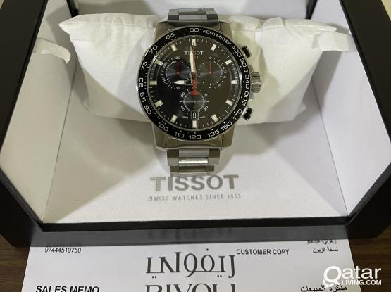 TISSOT SWISS MADE Battery Latest Collection