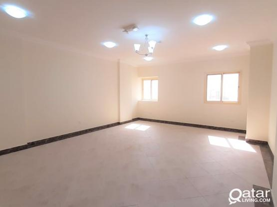 Spacious UF 3BHK Apt + Balcony in Najma