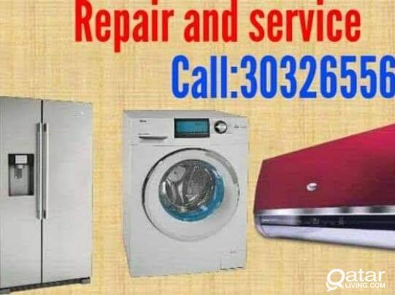 Ac,fridge,washing mashing repairing buy and sale...Call: 30326556