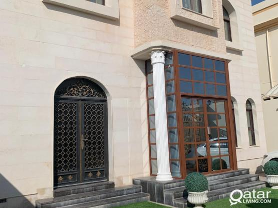 Luxury Finishing 7+1BR SA Villa For Sale-Abu Hamour