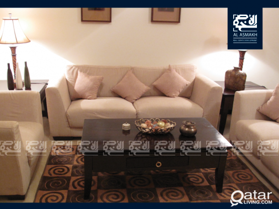 Fully Furnished 3-Bedroom Apartment in Al Saad