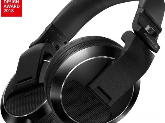 Pioneer Pro DJ Black (HDJ-X7-K Professional DJ Headphones)