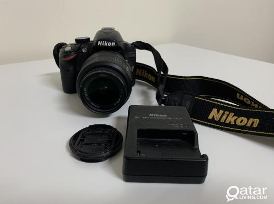 Nikon DSLR D3200 Used