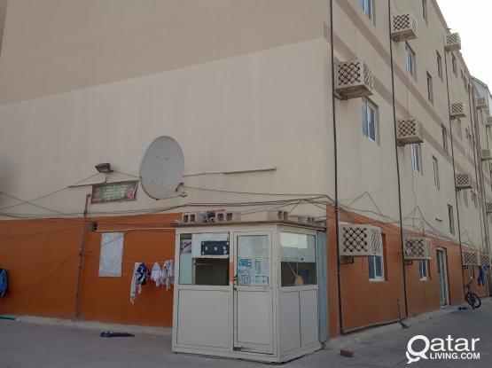 غرف عمال راقية بشارع رقم 3 بدون عمولة