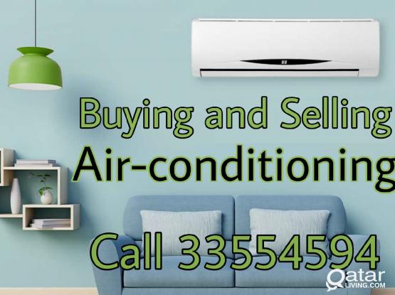 Buying & Saling Used A/C Fixing Repair 33554594