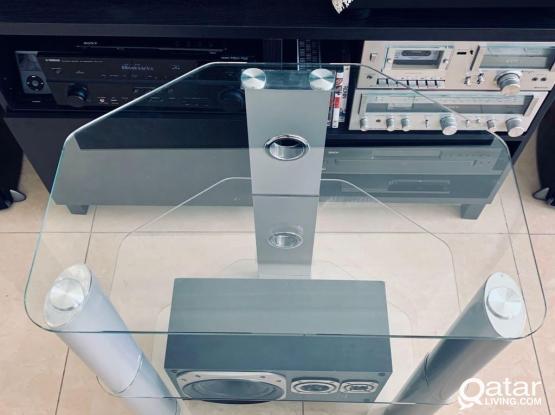 Stereo Glass Rack