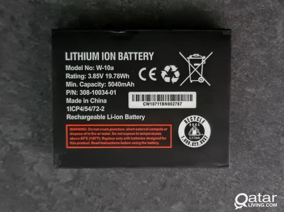 Replacement Netgear MR1100 Battery, Ooredoo Nighth