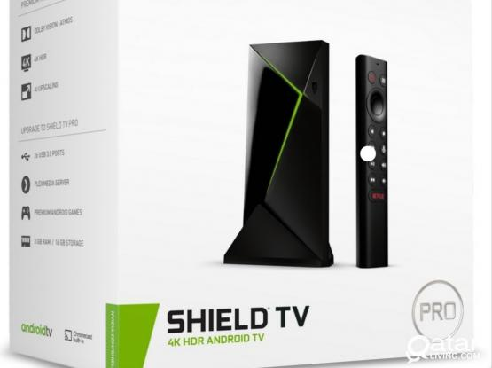 NVIDIA SHIELD TV Pro Model Anriod TV Box with Game Controller Sealed Box.