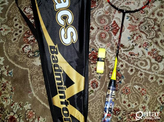 APACS BADMINTON RACKETS FOR SALE (NEW STOCKS, NEW MODELS)