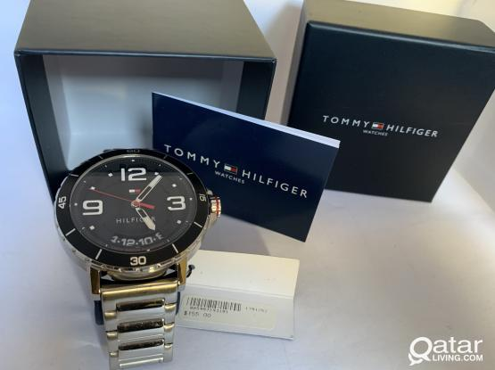 New Tommy Hilfiger watch