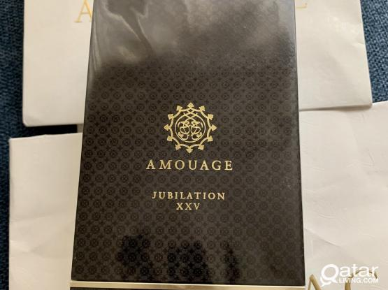 Amouage Jubilation Man perfume