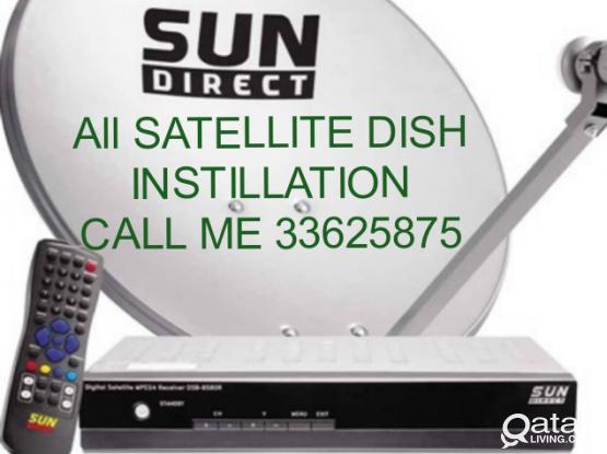 All Satellite dish instillation  33625875