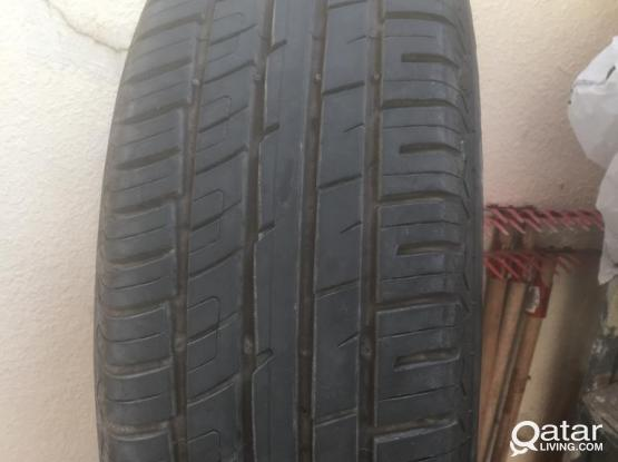 """4 pcs Mags Wheel Rim 16"""" with 2 new tire"""